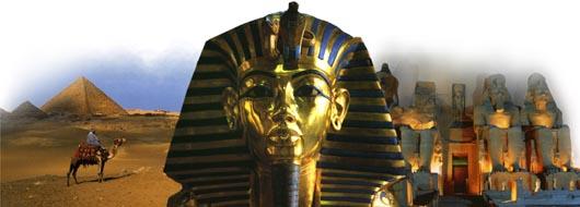Collage Egypten